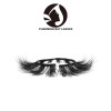 custom logo 3d mink free private label wispy strip eyelashes wholesale for sale