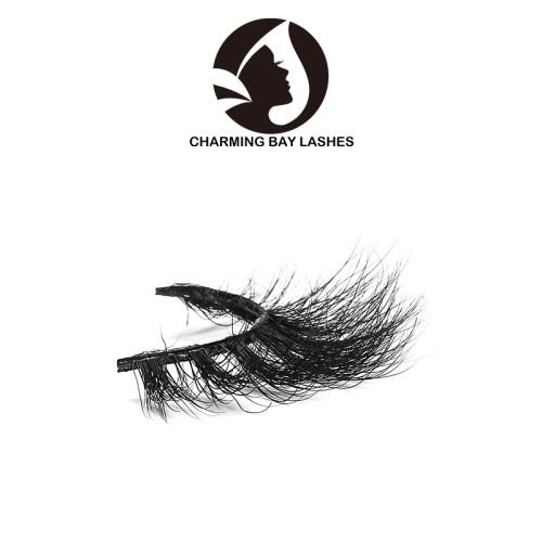 fast shipping 3d mink eyelashes wholesale hand made custom fluffy 3d mink eyelash fluffy 3d mink lashes