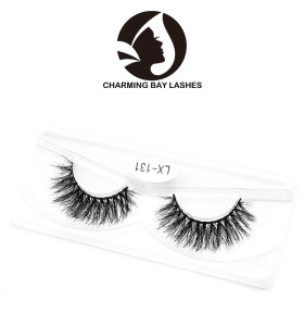 costom packaging full strip 3d mink eyelashes handmade manufacturer new style mink eyelashes