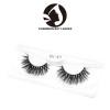 costom packaging full strip 3d mink eyelashes handmade manufacturer new style mink eyelashes