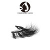 good sellers eyelash 3d mink strip false lashes customize packaging real 3d mink eyelashes fast shipping 3d mink lash