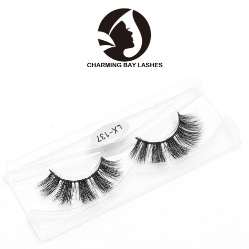 3d mink fur full stripe eyelashes mink lashes on sale privaten label custom eyelash packaging 3d mink eyelash
