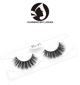 3d real siberian mink fur eyelashes own brand strip false eyelashes false mink lshes 3d mink eyelashes