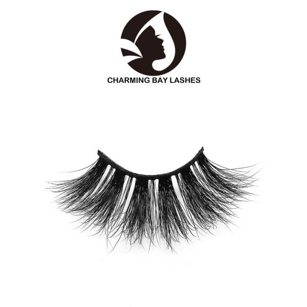 wholesale wispy 3d strip mink eyelashes with custom cases thick mink eyelashes