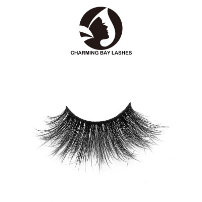 qingdao 3d soft mink eyelashes with custom packing new eye lashes with custom packaging