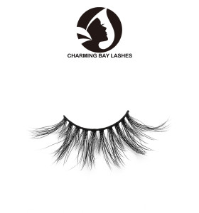beautiful 3d mink eyelashes with customer package cruelty free 3d mink free false eyelashes samples for wholesale