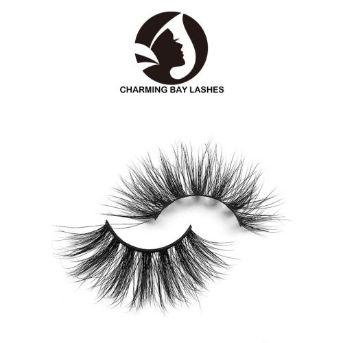 own brand 3d mink strip eyelashes vendor with eyelashes box natural looking eyelashes