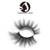 3d mink reusable eyelashes with lashes package own brand qingdao false mink short eyelashes