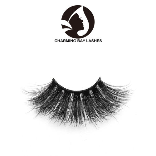 3d mink natural looking eyelashes with magnetic packaging whole sale waterproof your own brand false eyelashes