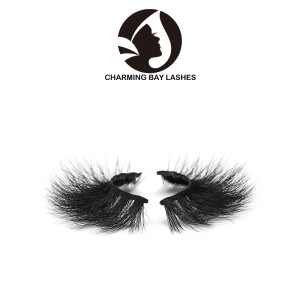 cruelty free 3d mink eyelashes handmade with premium custom box false 3d mink eyelashes for wholesale
