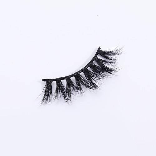 3d 100% mink eyelashes private label eyelash box and beautiful mink eyelashes wholesale 3d mink fur lashes