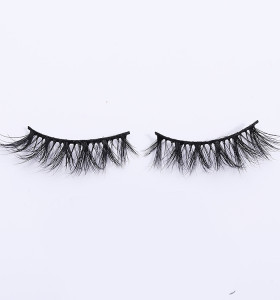 customized package cheap 3d 100% free sample mink eyelashes real private label
