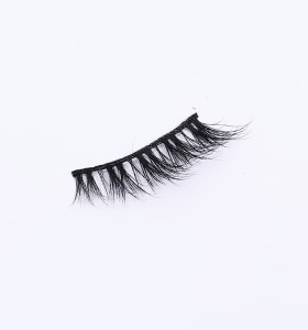 makeup handmade 3d mink high quality long dramatic fashion eyelashes with custom eyelash packaging box