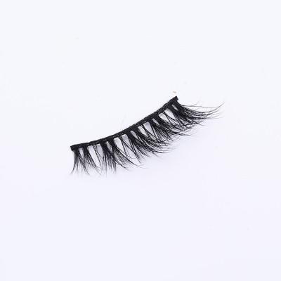 makeup handmade 3d mink high quality long dramatic fashion eyelashes with custom eyelash packaging box