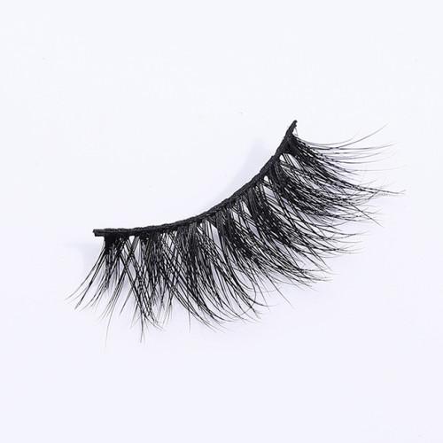 brand name 3d luxury mink big eyelashes with customize box wholesale cosmetics false eyelashes manufacturer