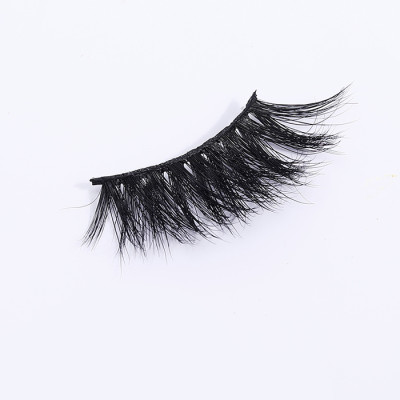 3d mink eyelashes with eyelash packaging box free sample fake eyelashes