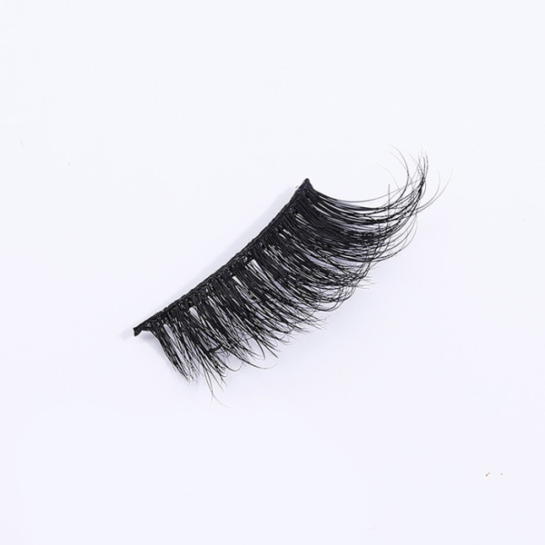 own brand 3d mink strip eyelashes vendor with eyelashes box natural looking eyelashes