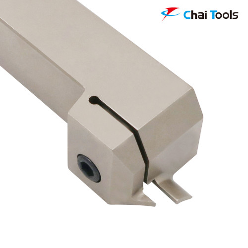 TTFR 25-30-3 RN End Face Deep Grooving Holder for CNC Lathe Machining