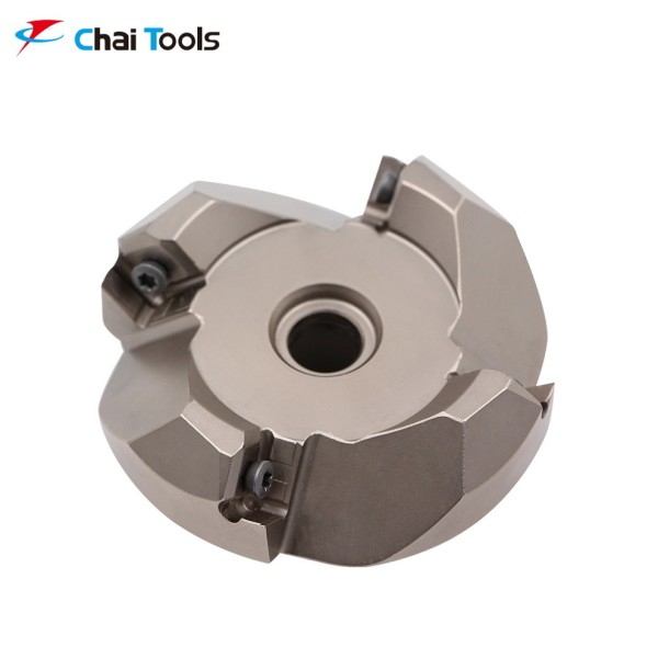 TFM45SN 463-22R-12 Shoulder Milling Cutter with 45 degree