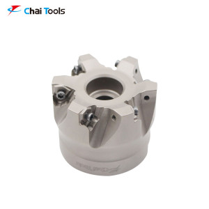 6N TF90-650-22R-06 Milling Cutter with 90 degree