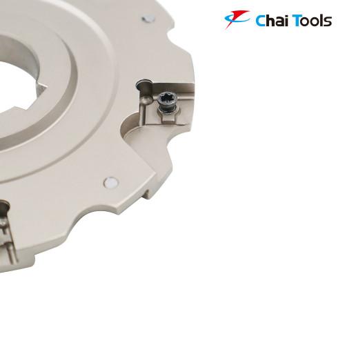 CSMZN-1080W06H22-033 Slotting Cutter for CNC machining