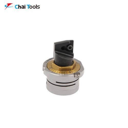 LCR-12-TC09 Micro-Adjustable Fine Boring Head