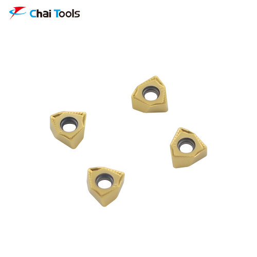 6NGU 060408-M CT5320 Carbide insert for face milling processing