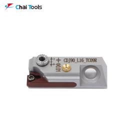 CDJ90_L16_TC09R Micro-adjustable Cartridge for fine boring machining