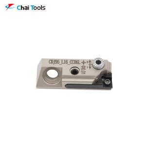 CDJ95_L16_CC06L Micro-adjustable Cartridge for fine boring machining