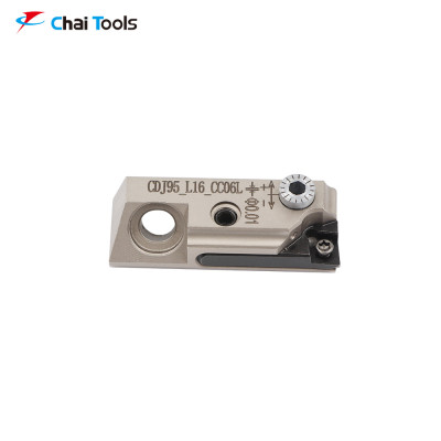 CDJ95_L16_CC06L Micro-adjustable Cartridge for fine boring machining