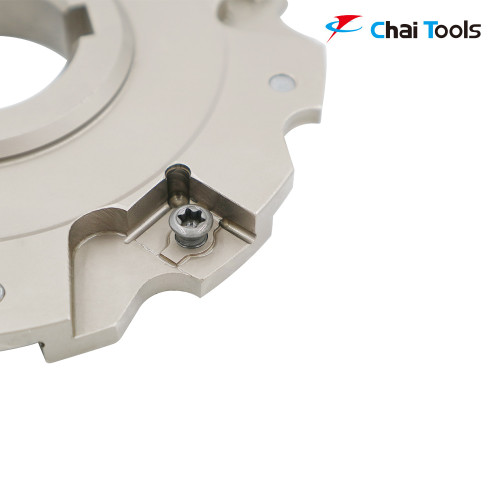 CSMZN-10100W09H27-048 Slotting Cutter for CNC machining