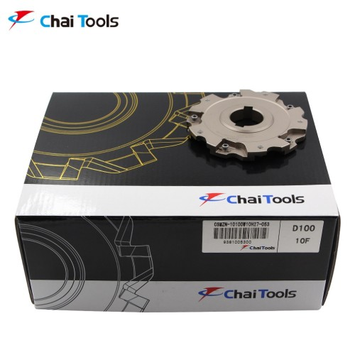 CSMZN-10100W10H27-053 Slotting Cutter for CNC machining