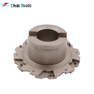 CSMZN-12125W09B40R-048 Slotting Cutter for CNC machining