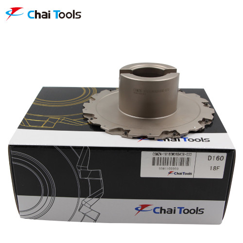CSMZN-18160W06B40R-033 Slotting Cutter for CNC machining