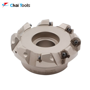 TFM45SN 8100-32L-12 Shoulder Milling Cutter with 45 degree