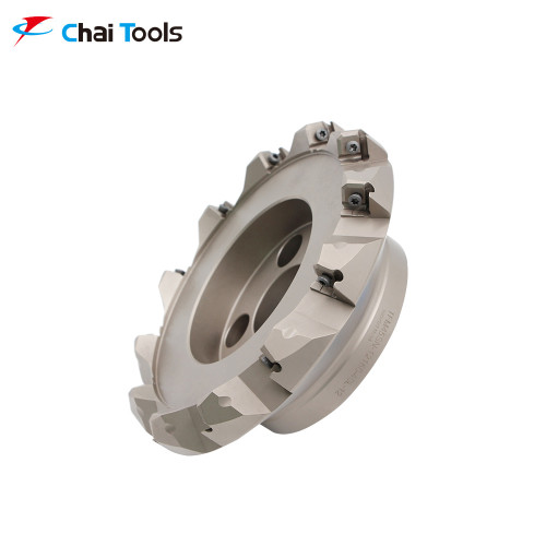 TFM45SN 12160-40L-12 Shoulder Milling Cutter with 45 degree