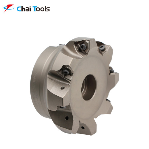 6N TF90-8100-32R-09 Milling Cutter with 90 degree