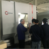 All new Hermle 5-axis machining center is under Installation testing.
