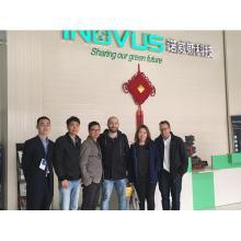 YALE Prima (Australia) Visit INOVUS Factory