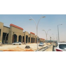 LED Street Light 120W Projects in Diera Dubai