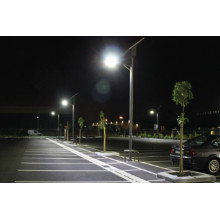 Split Solar Street Light used in Car parking lot