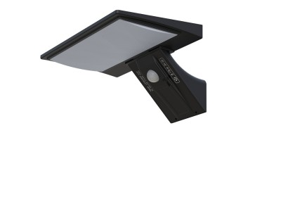 Solar Sensor Wall Light 4.2W