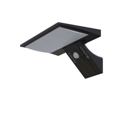 Solar Sensor Wall Light 4.2W