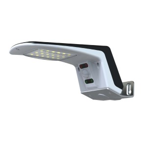Solar Sensor Wall Light 2W