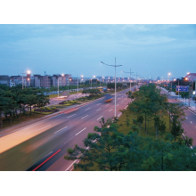 LED Street Lights Projects in Dongguan, China