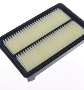 Manufacturer auto parts replacement in car 17220-RZP-Y00 sport car air filter for Honda civic