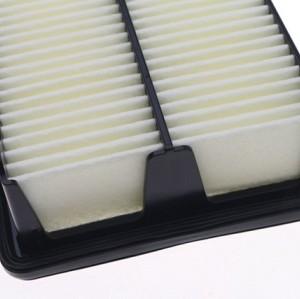 Pabrikan penggantian suku cadang mobil dalam mobil 17220-RZP-Y00 filter udara mobil sport untuk Honda civic