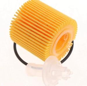Kualitas terbaik suku cadang mobil bermotor mobil Filter oli 04152-37010 untuk Toyota Carina \ Levin \ Prius