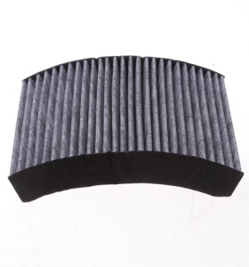 Wholesale Manufacture Newest Car Activated Carbon Air Conditioner Filter For BMW 64119237555