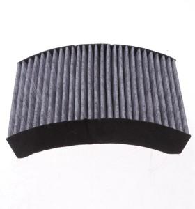 Filtro de acondicionador de aire de repuesto de piezas de automóviles de mejor venta para BMW 64119237555